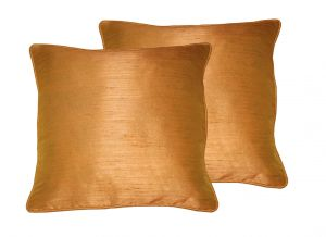 Buy Lushomes Coffee Twinkle Star Cushion Covers 12 X 12 Pack Of 2 online