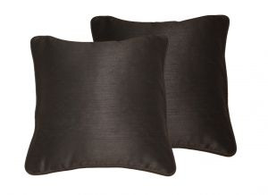 Buy Lushomes Black Twinkle Star Cushion Covers 12 X 12 Pack Of 2 online
