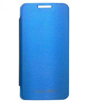 promo code 4eac0 dc04e Tbz Flip Cover Case For Micromax Canvas Juice 2 Aq5001 - Blue