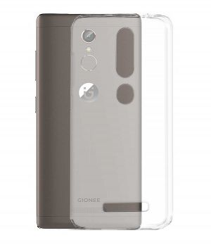 buy online 20a2a 63081 Buy Tbz Transparent Silicon Tpu Back Case Cover For Gionee S6s ...