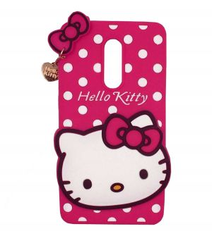 size 40 f3a8b 2b1d2 Tbz Cute Hello Kitty Soft Rubber Silicone Back Case Cover For Lenovo K8  Note -pink