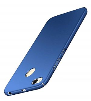 detailed pictures 54a5c b371c Tbz Hard Back Case Cover For Xiaomi Redmi 4 - Blue