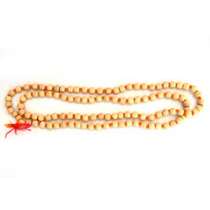 Buy White Sandalwood Mala By Pandit Nm Shrimali online