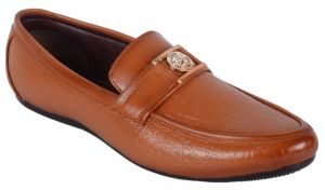 Buy George Adam Mens Slipon Loafers Shoes - Tan online