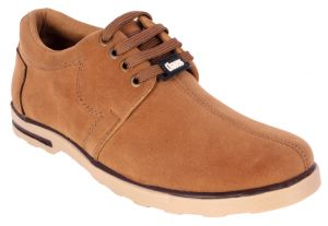 Buy George Adam Mens Synthetic Leather Tan Casual Shoes (code - Ch_2001_tan) online