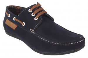 Buy George Adam Mens Synthetic Leather Blue Loafers (code - Ch_2216_blue) online