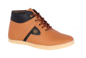 Buy George Adam Mens Synthetic Leather Tan Casual Shoes (code - Yp_005_tan) online