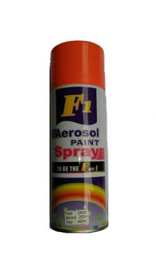 Buy Car Auto Multi Purpose Lacquer Spray Paint Flourocent Orange online
