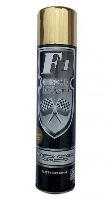 Buy Car Auto Multi Purpose Lacquer Spray Paint Metallic Gold online