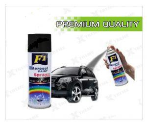 Buy Car Auto Multi Purpose Lacquer Spray Paint Matt Black online