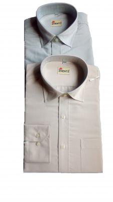 Buy Zhentz Full Sleeves Formal Men's Shirts online
