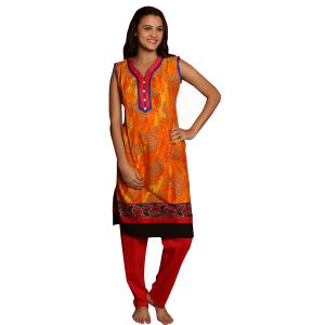 27c5f80517 Buy De'Moda Women'S Floral Printed Maternity Kurti Online | Best Prices in  India: Rediff Shopping