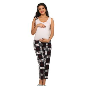 Buy De'Moda Women'S Checkered Pajama online