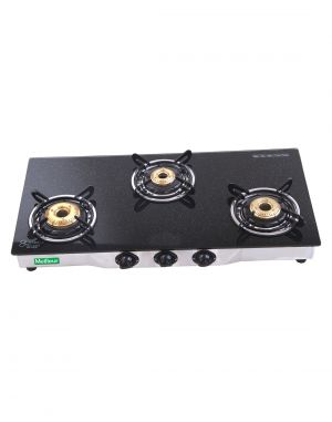 Buy Meilleur Glass Black Gas Stoves _ Caree_na3 online
