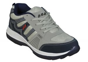 Buy Jollify Adr Mens Grey Sport Shoes online