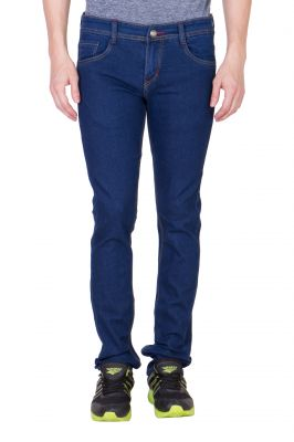 Buy Jollify Epilla Slim Fit Blue Mens Jeans online