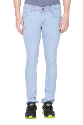 Buy Jollify Epilla Slim Fit Light Blue Mens Jeans online