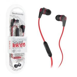 Buy OEM Skull Candy Ink''d Earphones Headphones With Mic For Samsung, Nokia online