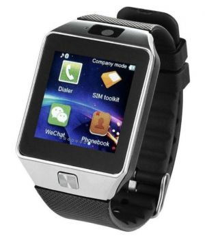 Buy Cubee Dz09 Bluetooth Smart Watch With Sim Function Sdcard Support 2m Camera online