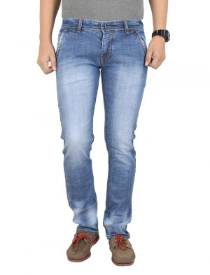 Buy Jevaraz Slim Fit Men's Jeans online