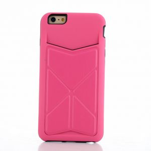 Buy Spider Designs Sd-171 Transformer Case With Card Holder For iPhone 6 Plus online