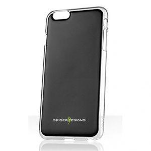 Buy Spider Designs Stickm Anti-gravity Selfie Case Magical Nano Sticky- iPhone 6 Plus Black online