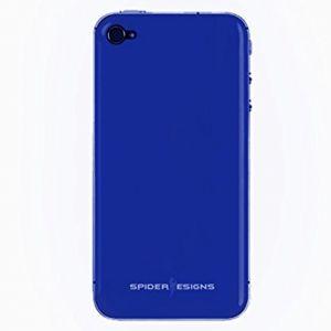 Buy Spider Designs Stickm Anti-gravity Selfie Skin Magical Nano Sticky- iPhone 6 Blue online