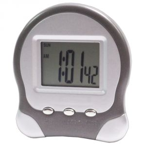 Buy Digital LCD Table Car Dashboard Alarm Clock LCD Stop Watch Timer Time Date-49 online