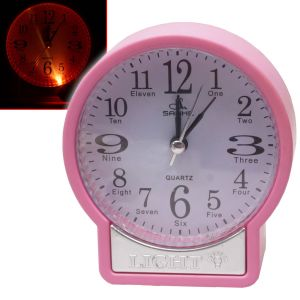 Buy New TABLE Car Dashboard Alarm CLOCK Stop Watch Timer Time With Night Light online