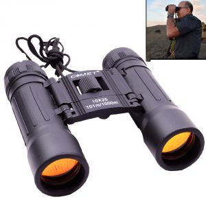 Buy Comet 10x25 Powerful Hunting Outdoor Long Prism Binocular Telescope With Pouch-05 online