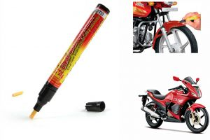 Buy Spidy Moto Auto Smart Coat Paint Scratch Repair Remover Touch Up Pen For Hero Motocorp Karizma Zmr New online