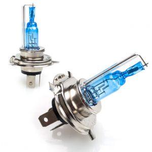 Buy Spidy Moto Xenon Hid Type Halogen White Light Bulbs H4 - Bajaj Pulsar 150 online