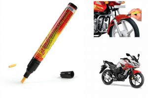 Buy Spidy Moto Auto Smart Coat Paint Scratch Repair Remover Touch Up Pen For Yamaha Fazer online