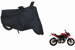 Buy Spidy Moto Sporty Champion Bike Body Cover Water Proof Black - Bajaj Pulsar 200 Ns online