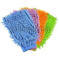 Buy Ni Marketing Microfiber Wash Glove Duster/cleaner 1 PC online