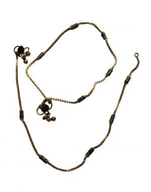 Buy Snoby Golden Anklets Sbyrsj_018 online
