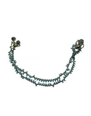 Buy Snoby Blue Anklets Sbyrsj_024 online
