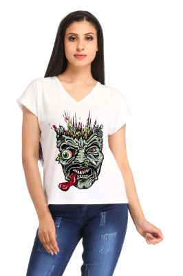 Buy Snoby Legioned Engle Bird Print T-shirt (sby1287) online
