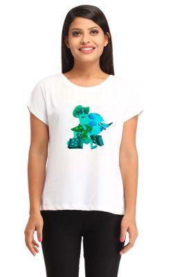 Buy Snoby Digital Print T-Shirt online