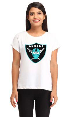 Buy Snoby Rebel Sample Print T-shirt (sbypt1405) online