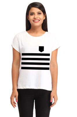 Buy Snoby Black Image Print T-shirt (sbypt1450) online