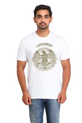 Buy Snoby Legioned Printed T-shirt online