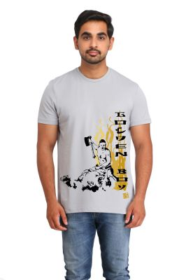 Buy Snoby Golden Boy Printed T-Shirt online