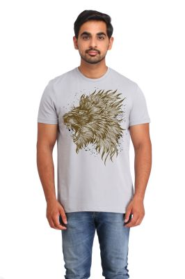 Buy Snoby Jungle King Printed T-Shirt online