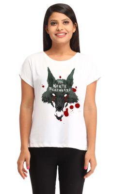 Buy Snoby Dog Print Tshirt (sbypt1542) online