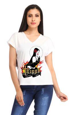 Buy Snoby Tirbal Print Tshirt (sbypt1579) online
