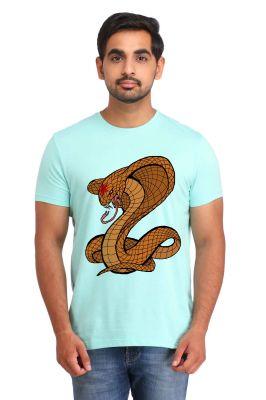 Buy Snoby Cobra Snake Print T-shirt (sby17274) online