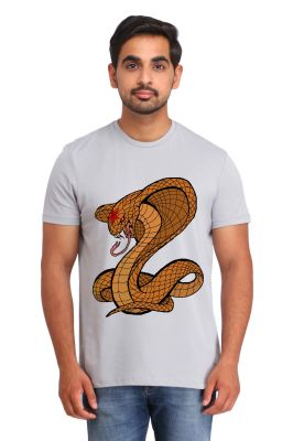 Buy Snoby Cobra Snake Print T-shirt (sby17275) online