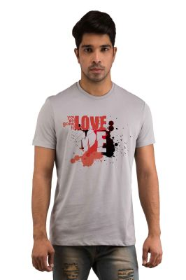 Buy Snoby Love Me Printed T-shirt(sby17983) online