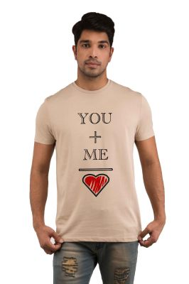 Buy Snoby Love Me Printed T-shirt(sby17991) online
